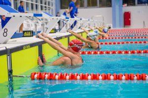 Детские зимние соревнования 2019 по плаванию