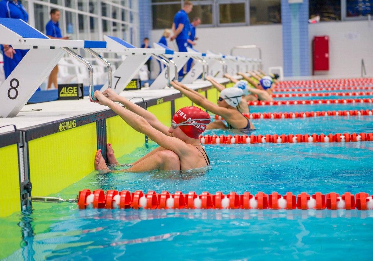Спортренд Дарница: детские соревнования