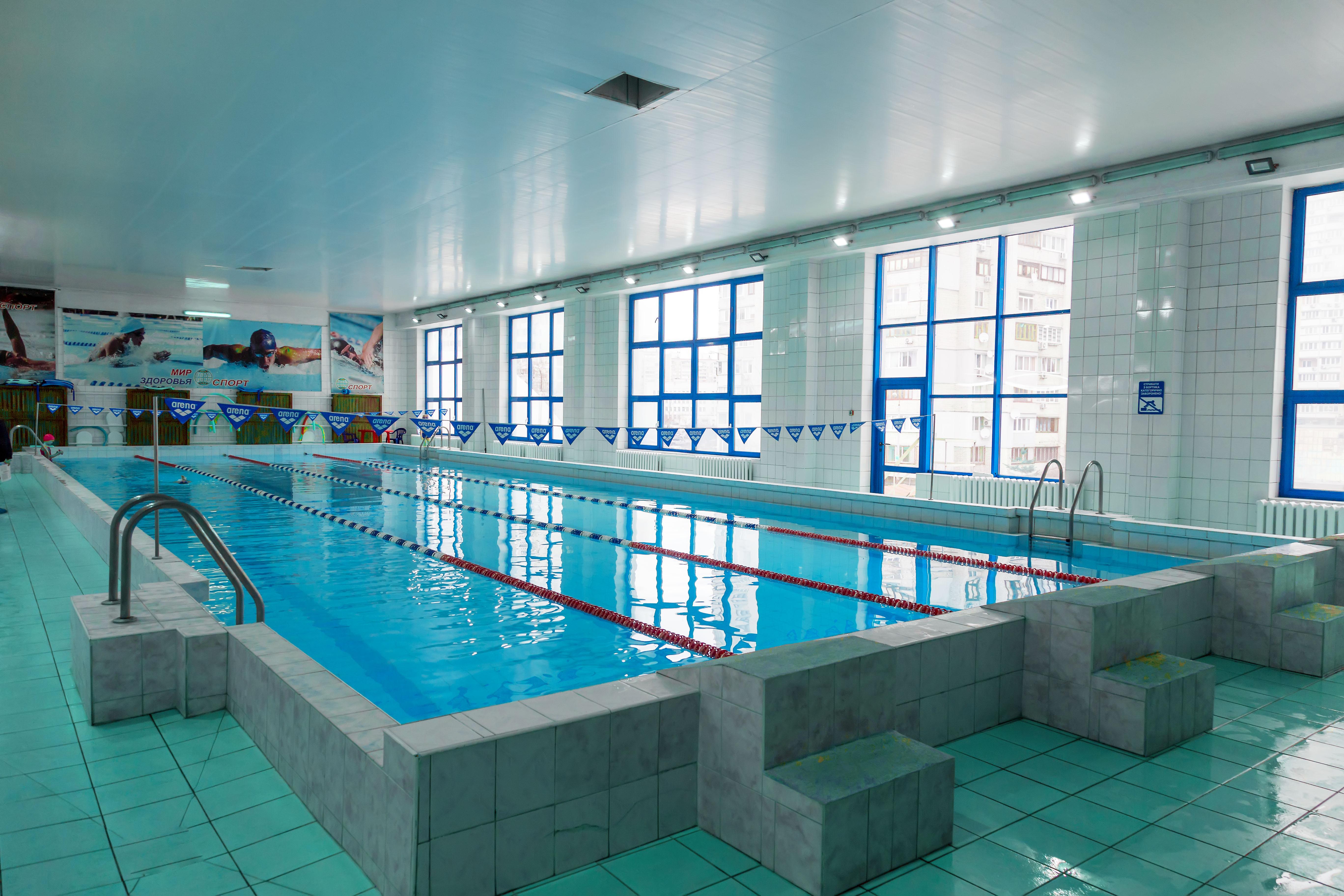 Повышение цен на бассейн в наших комплексах с 1 августа