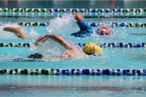 Соревнования по плаванию Бортничи 2018