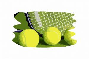 Акция на теннис на новогодние праздники