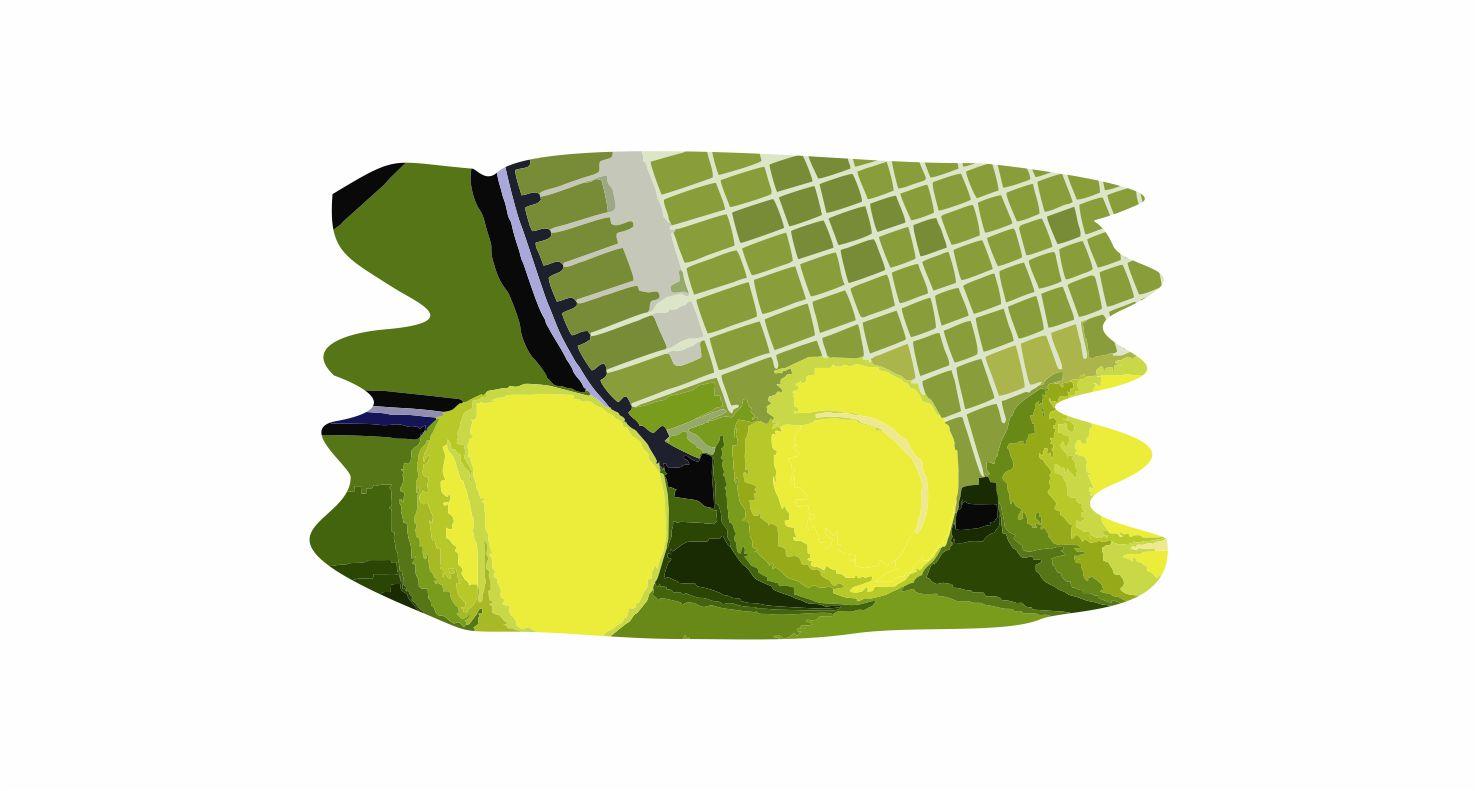 Теннисные корты со своим тренером