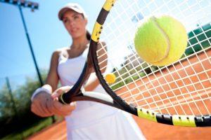 Теннис: летние цены