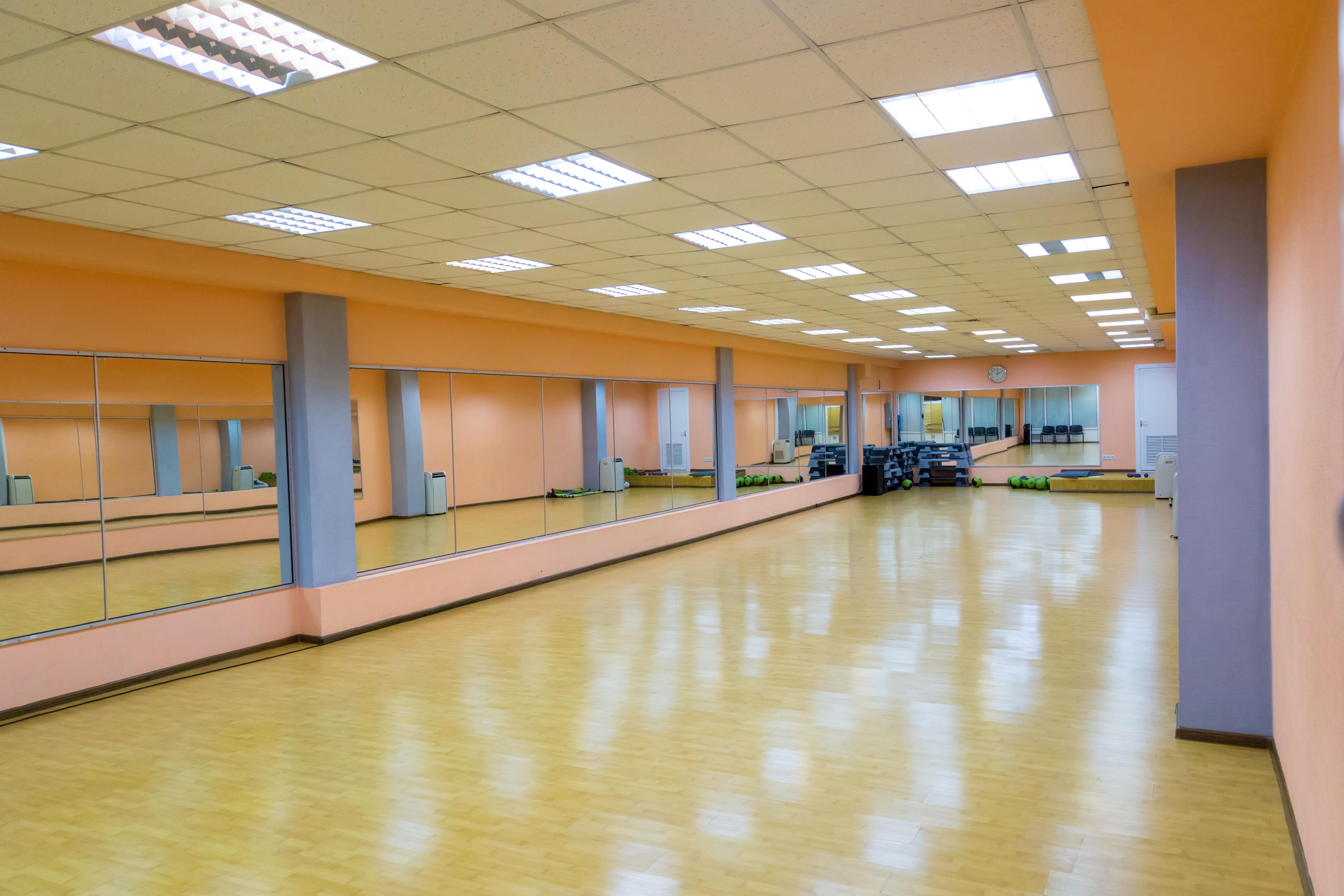 Изменения графика групп фитнес залов