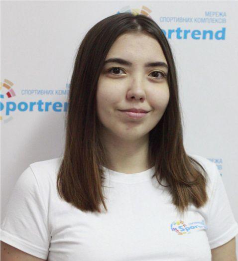 Валентина Пахолюк