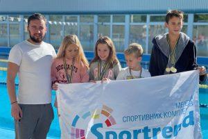 Воспитанники нашего тренера – Победители соревнований по плаванию