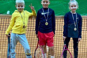 Турнир SMASH по теннису на кортах Sportrend